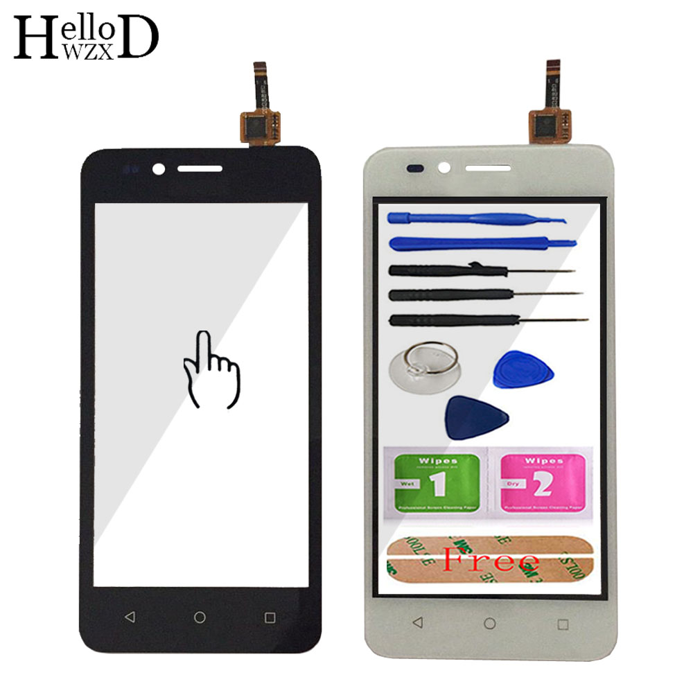 4G Version For Huawei Y3II Y3 II 2 LUA-L03 L21 U23 4G Version Touch Glass Touch Screen Digitizer Panel Lens Sensor Tool Adhesive