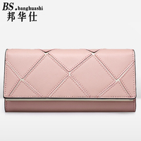 Leather Women S Purse Women S Fashion Zipper Clasp Small Wallet Female Short Coin Wallet Holder