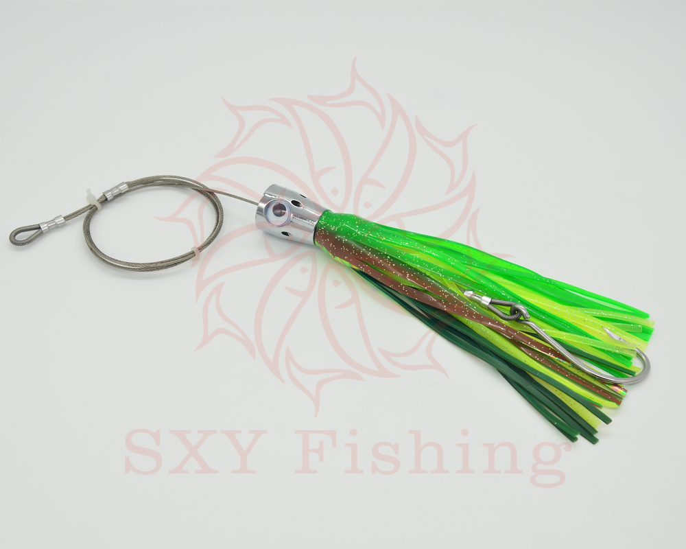 SXY FISHING FREE SHIPPING D38 Artificial Bait Drag the bait Deep sea bait Trolling bait Ship bait Octopus bait Big Sport Fishin