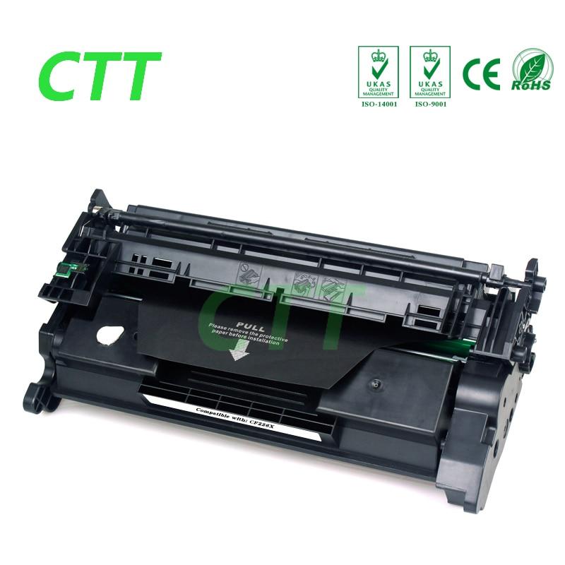 CTT Compatible for HP LaserJet Pro M402n M402d M402dn M402dw MFPM426dw/M426fdn/M426fdw CF226X 226X CF226 toner cartridge black 26x 226x cf226x 2 pack toner cartridge compatible for hp laserjet pro m402n m402d m402dn m402dw