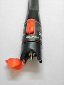 Image 4 - Comprobador de fibra óptica Kit de herramientas con RY3200 medidor de potencia óptica y VFL pluma láser de fibra Localizador Visual de fallos 10mw 20mW 30mW