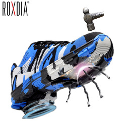 ROXDIA brand plus size 39-48 steel toecap men work & safety boots camouflage steel mid sole impact resistant women shoes RXM102