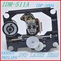 MCD300 DVD laser head (IDP-200A / IDP-300A   plastic with mechanism )  IDM-511A / IDM-511A-D  IDP300A  (IDM510A/IDP200A)