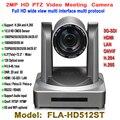 2017 Novo HD-Full 2MP 12X Zoom Grande angular Comunicação de Ensino de Vídeo Conferência Câmera Onvif IP com HDMI SDI Interface LAN