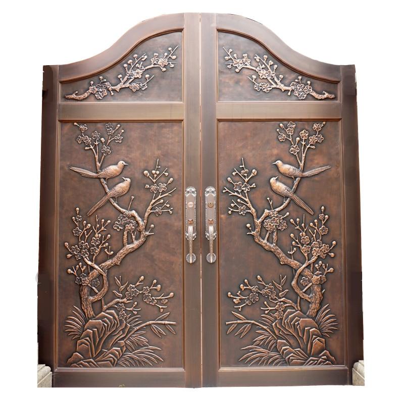 Luxury Modern Indian House Main Gate Designs & Aluminum Main Gate Hc-a11