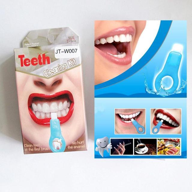 Profissional Kit De Limpeza Dos Dentes Profissional Produtos Tiras