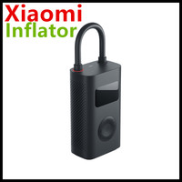 (Presale) Xiaomi Mijia Portable Smart Digital Tire Pressure Detection Electric Inflator Pump for Bike Motorcycle Car Football