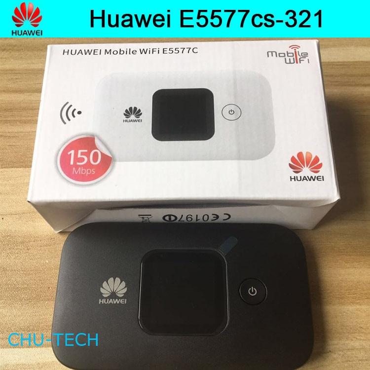 Unlocked Huawei E5577  E5577Cs-321 E5377 E5377s-32 150 Mbps 4G LTE & 43.2 Mpbs 3G Mobile WiFi Hotspot