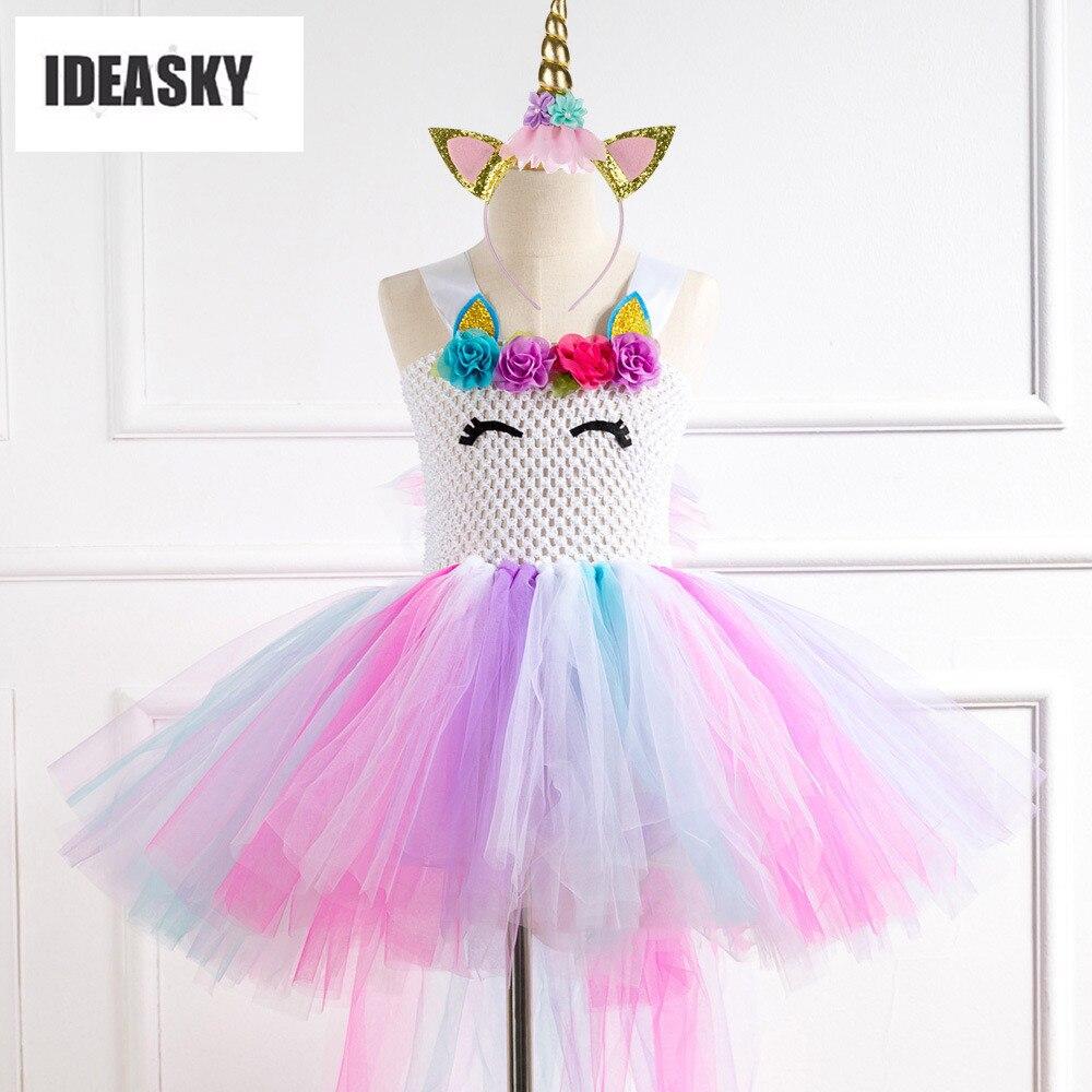 NEW RAINBOW SWEATBAND FANCY DRESS PARTY DANCE