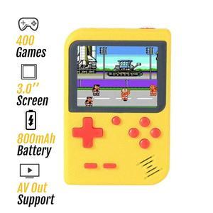 Image 2 - Nieuwe Video Game Console Ingebouwde 8 Bit Klassieke Retro Games Mini Fc Pocket Draagbare Handheld Game Spelers