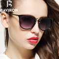 BAVIRON Super Discount Sunglasses Women Gradient Mirrored Glasses Cat Eye Plastic Hipster Gorgeous Sun Glasses Look Stylish 1436