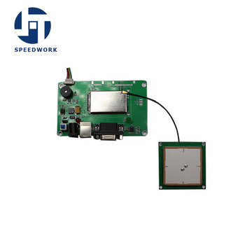 865-868Mhz  UHF RFID Low Power Micro Module For Aduino ISO18000-6C EPC GEN2 Free SDK Demo Software