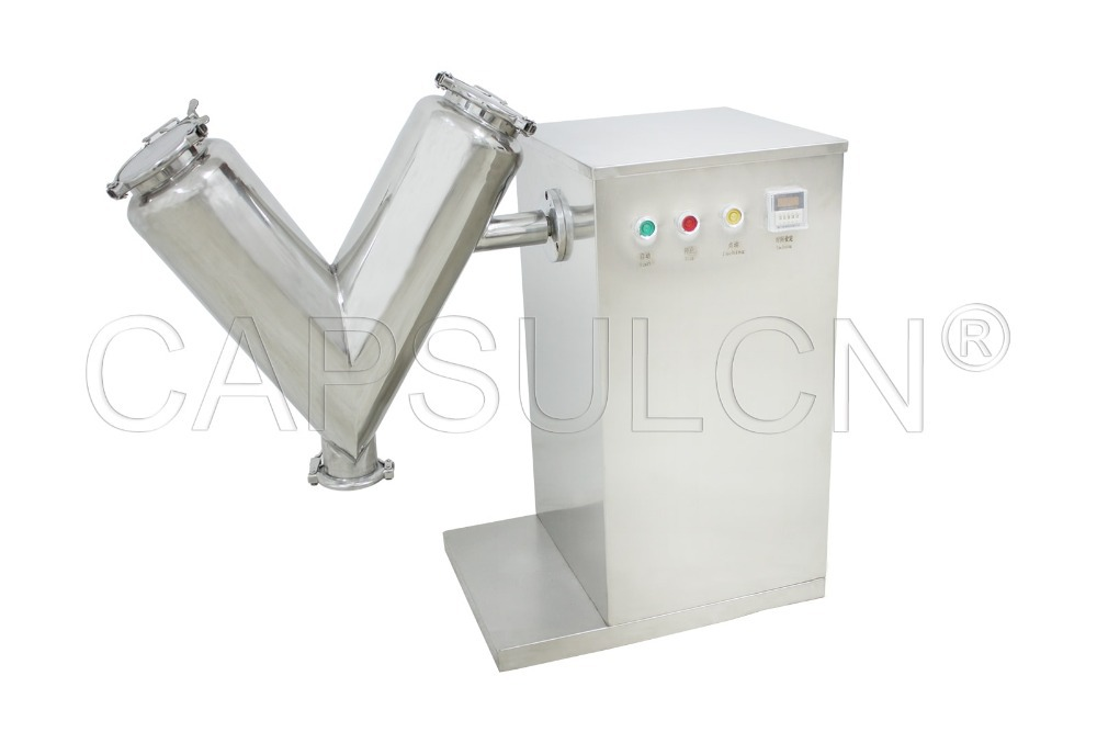 V20 Powder Mixing Machine/ Laboratory Mixer Machine/  V Mini Powder Mixer / Powder Blending Machine (220V 50HZ) powercom spd 650u