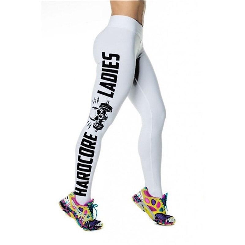 Fitness Yoga Legging Bodybuilding Run Training Trousers Women Slim Workout Tight Pants 3D Digital Printing PRO ATHLETE LNSLgs