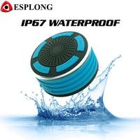 F013 Portable Wireless Bluetooth Speaker Mini LED Subwoofer IPX7 Waterproof Speaker Support FM Radio Hand Free
