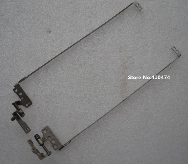 New Laptop LCD Screen Hinges left right for lenovo 3000 G450 G450L G450A G455 AM07Q000100 AM07Q000200 Free Shipping