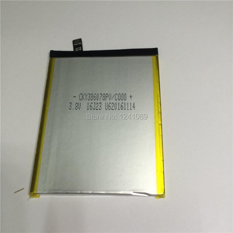 Pour CUBOT guépard 2 batterie 3000 mAh 5.5 pouces MTK6753 batterie D'origine batterie de téléphone portable Long temps de latence