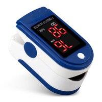 Chăm Sóc sức khỏe Finger Pulse Đo Oxy Nhi Trẻ Sơ Sinh Oxy Trong Máu SPO2 Oxygen BPM Kỹ Thuật Số Cầm Tay Đo Oxy de pulso dedo Oximeters