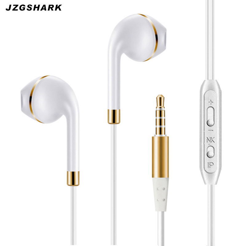 Original Earphone Phone MP3 Stereo xiomi Wired Portable Earphones with Microphone for Mobile Phone Girl Boy PC Free Shipping NEW