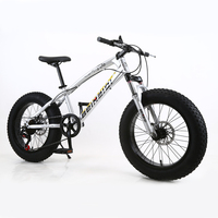 26inch Mountain Bike 4 0 Extra Large Tire Variable Speed Snow Bicycle Shock Absorbing Beach Bike