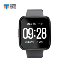 MATEYOU TOUCHSCREEN  waterproof bluetooth smart watch sports fitness tracker man is suitable for the IOS Android system