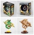 Newest glod Dragon Anime Cartoon Dragon Ball Z ShenRon ShenLong PVC Action Figure Collectible Model Toy Free Shipping