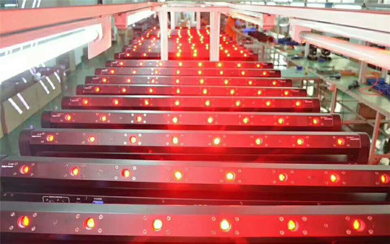 5600MW Moving head RED laser array R638NM 700mW rough spotX8PCS stage party disco KTV bar club theatre studio iluminacion light - 6