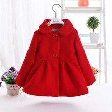 Wool Lapel Clothes Little