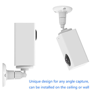 Image 4 - For XiaoMi Dafang camera and Wyze Cam Pan wall mount bracket