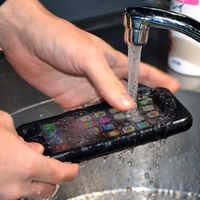 Coque de téléphone étanche pour iPhone 6 6s 7 8 Plus SE 5S Coque natation plongée étanche étui en polyuréthane thermoplastique pour iPhone X XS XR XS Max Coque