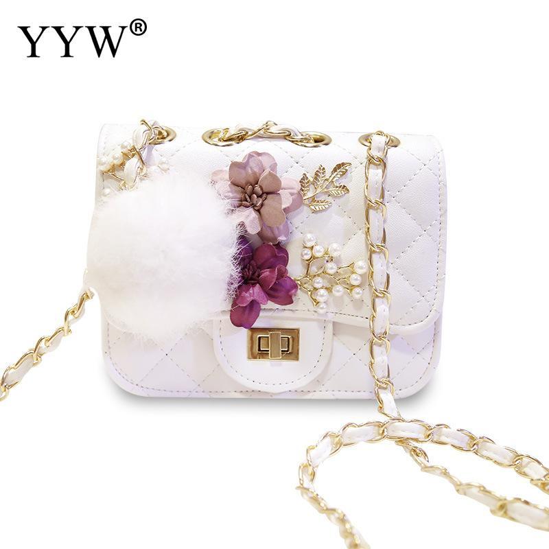03d1a267a9c3 YYW 2018 Новый Для женщин вечерние клатчи сумки дамы свадебный цветок сумка  день сцепления кошелек женская