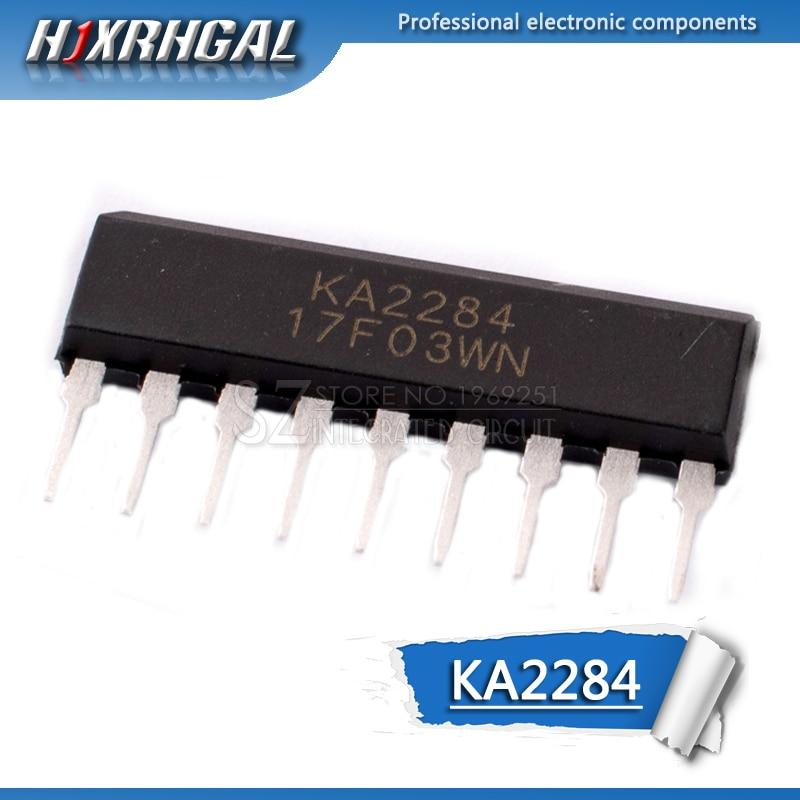 10 Piezas Nuevo Ka2284 Ic Sip-9