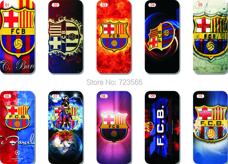 official photos 2e5a6 aa658 US $16.8 |new skin design FC Barcelona case hard back cover for iphone 6 6s  4.7 inch 10PCS/lot+free shipping on Aliexpress.com | Alibaba Group