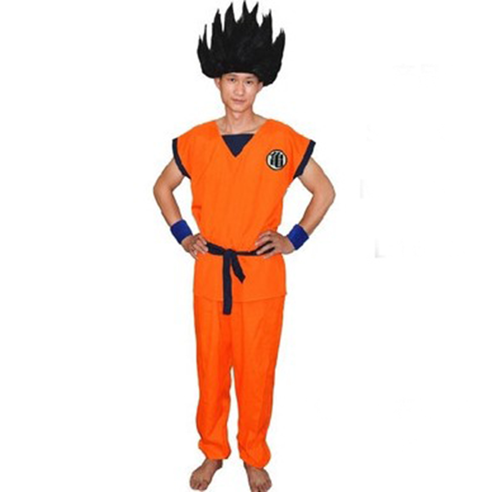 Halloween Kostüm Kinder Expressversand Us 17 99 Dragon Ball Erwachsene Z Goku Cosplay KostÜm Kinder Turtler Cosplay Kleidung Halloween Japan Cartoon Dragonball Jacke Mantel In Dragon