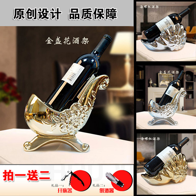 mode casier a vin en ceramique europeenne de haute qualite decoration porte gobelet vin vin
