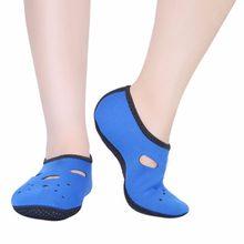 Calcetines de neopreno para esnórquel de 3mm para niños, mujeres y hombres, cortos y gruesos, antideslizantes, para playa, accesorios de ropa de baño