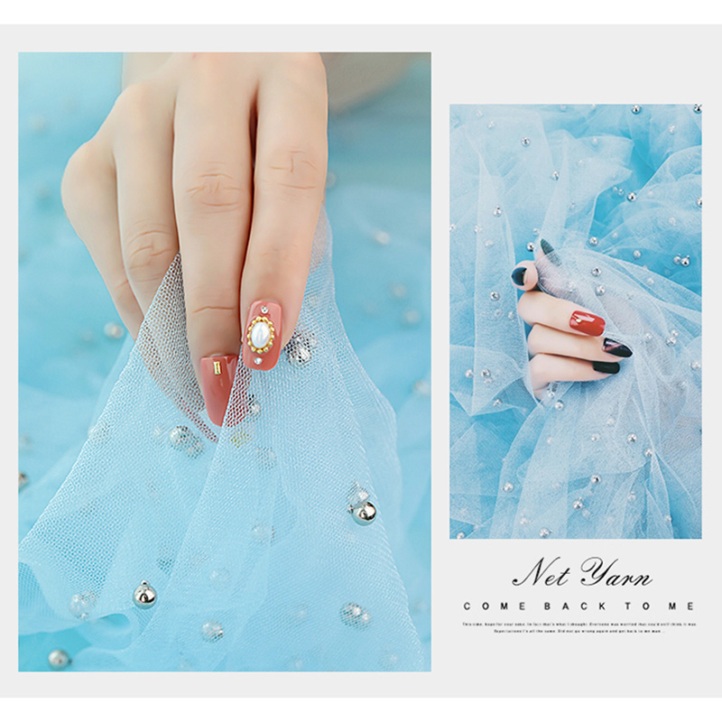 ins Photography Background Cloth Pearl Gauze Photo Studio Props Accessories Backdrop Decoration for Cosmetic Nail oil Phone Case in Background from Consumer Electronics