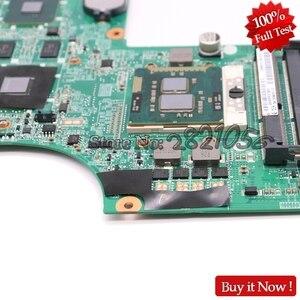 Image 4 - NOKOTION メインボードのための hp pavilion dv6 dv6 3000 ノートパソコンのマザーボード 630279 001 DA0LX6MB6H1 HM55 HD5650 DDR3 送料 cpu