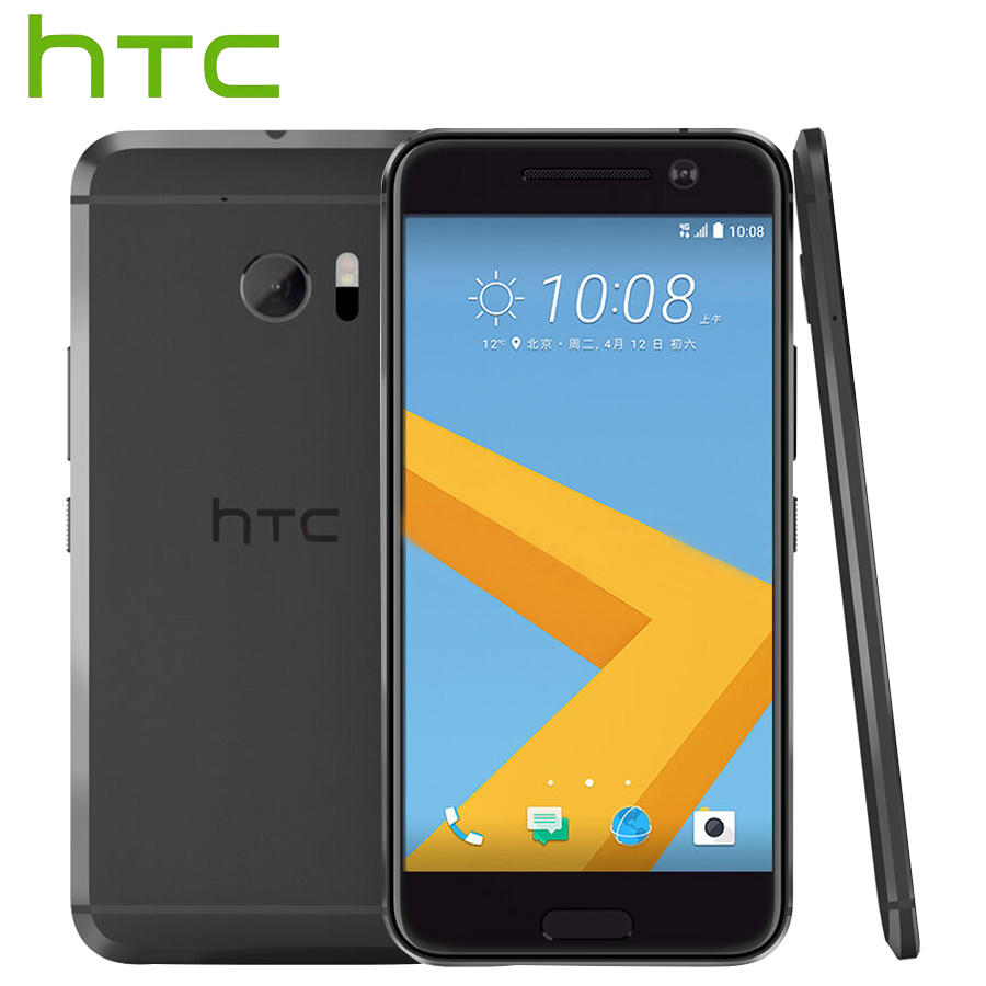 Original HTC 10 M10H LTE 5 2 inch Mobile Phone 4GB RAM 32GB ROM Snapdragon 820