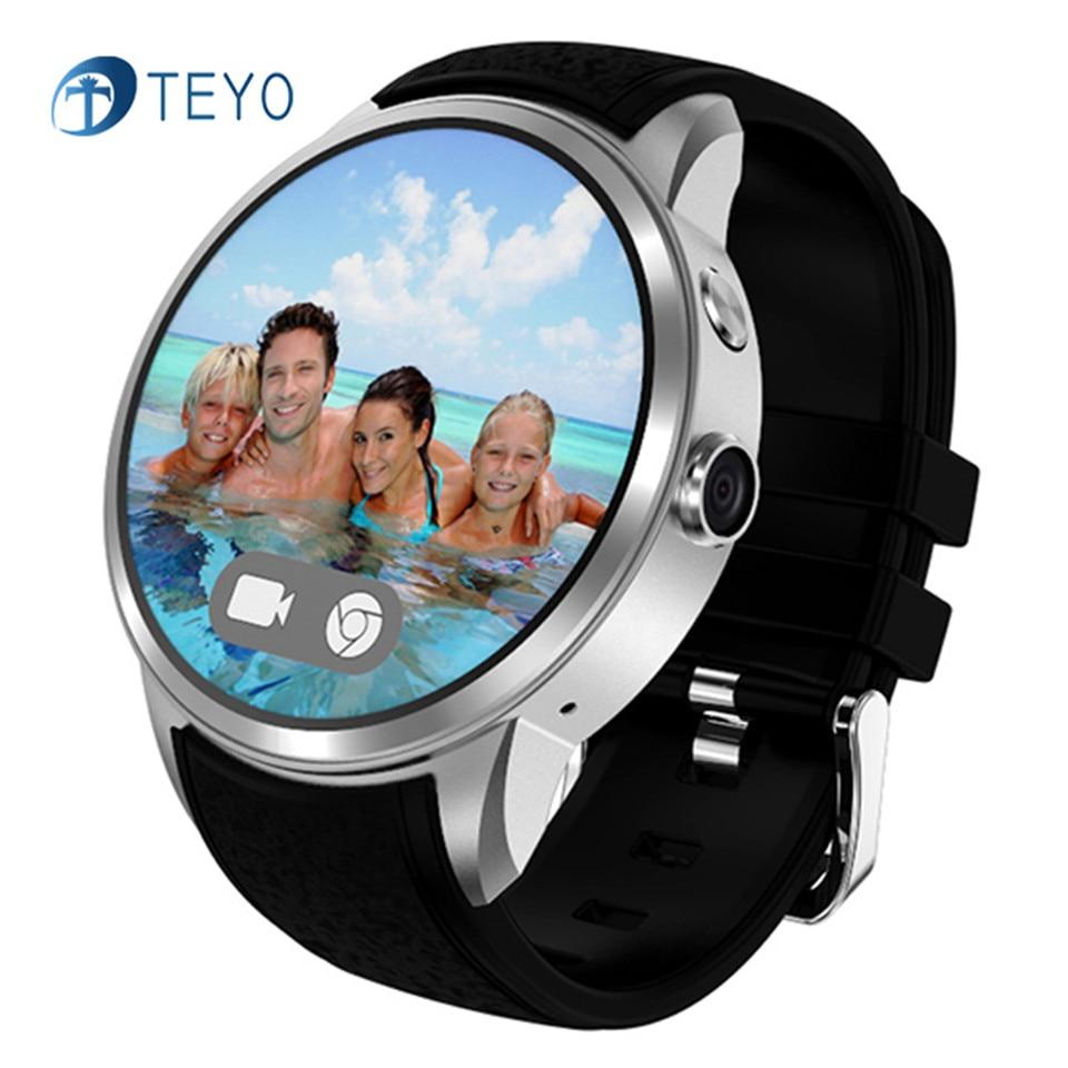 Teyo Sport Smart Watch X200 Android 5.1 OS Smartwatch Waterproof IP67 SIM Card Nano 3G Heart Rate Support GPS ROM 8GB RAM 512MB мобильный телефон t smart smart g18 3g 200