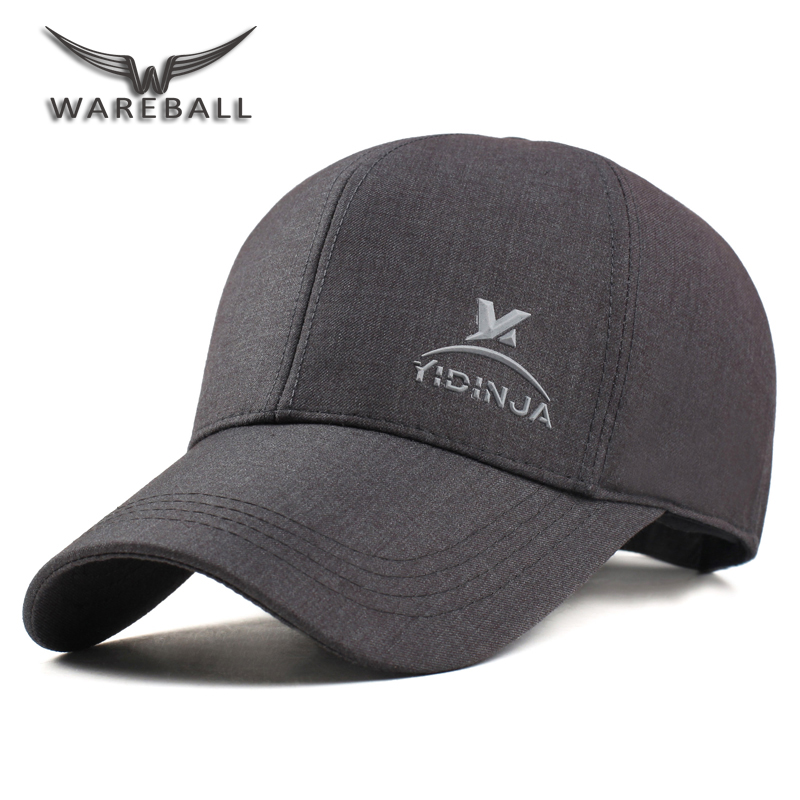 38c5d84d [WAREBALL]2017 New Brand High Quality Cotton New Spring Hats for Men  Baseball Cap Fashion casquette 4 Colors for Choice -in Men's Baseball Caps  from Apparel ...
