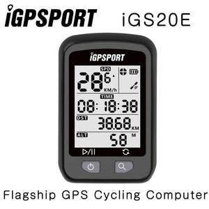 Image 2 - IGPSPORT iGS20E GPS ciclismo intelligente impermeabile IPX6 MTB Road Bike Computer Sport tachimetro contachilometri per ciclista