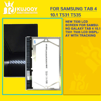 New T530 LCD Screen For Samsung Galaxy Tab 4 10 1 T531 T535 LCD Display With