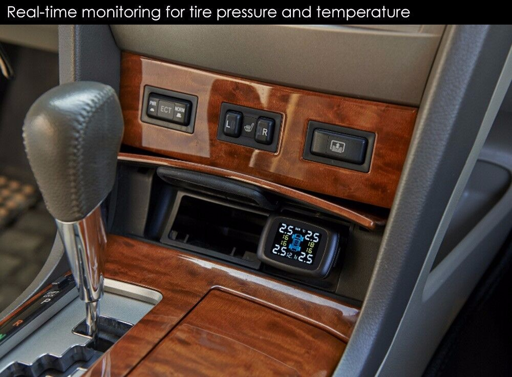 Tyre Pressure Monitoring System d