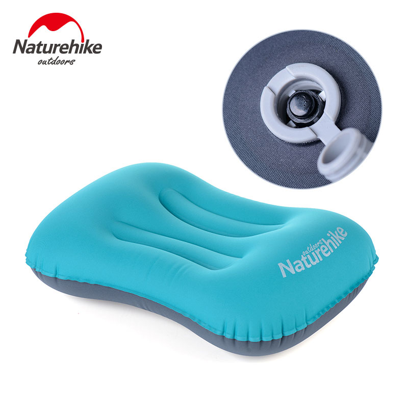Naturehike Portable Inflatable Aeros Pillow Travel