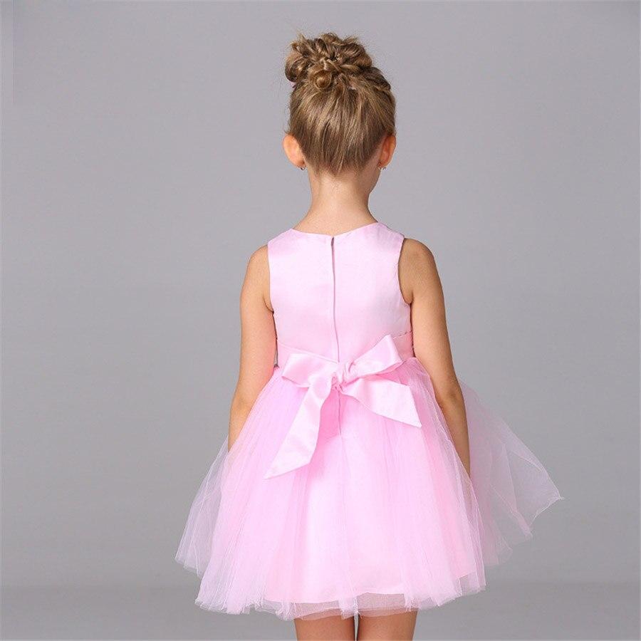 Baby mädchen sommer dress up kostüm für kinder rosa prinzessin ...