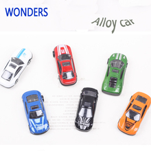New diecast metal car model Alloy car scale models 1/72 diecast car miniatures Alloy Educational Toys  Christmas gift