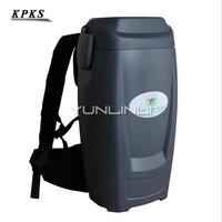 Рюкзак Тип пылесос коммерческих Портативный пыль Cleaner 6L обратно пакет Тип канал Catcher