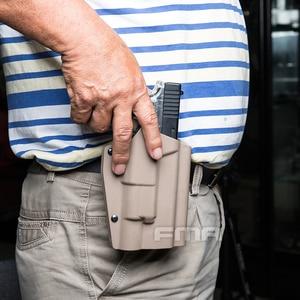 Image 2 - FMA G17L SF 라이트 베어링 홀스터 허리 퀵 권총 홀스터 G17/G19 및 X300 램프 용 1329