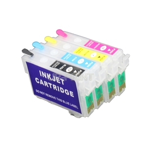 UP T1261 compatible for Epson Workforce 60 545 630 633 635 645 840 845 NX430 NX330 WF3520 3540 Refillable ink Cartridge(China)